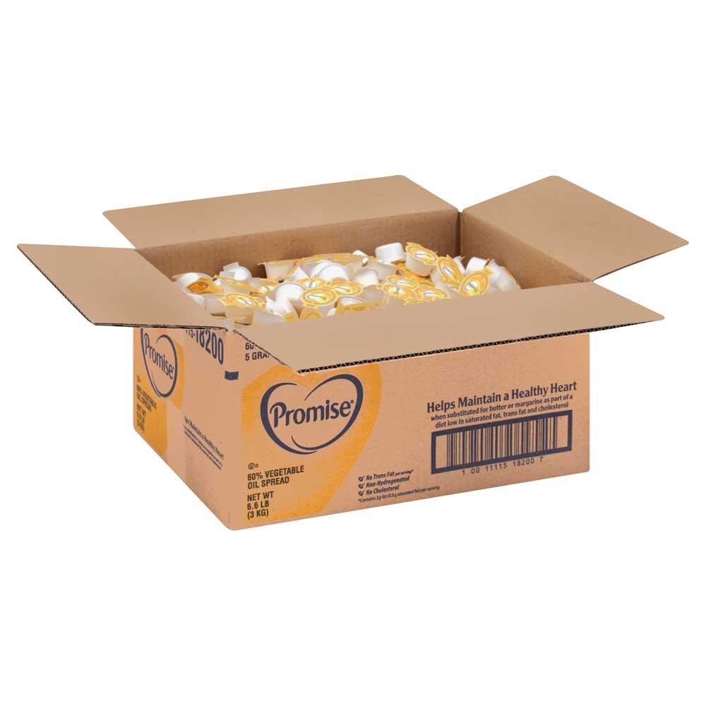 Promise Margarine, 5 Gram - 600 per case.