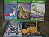 download ebook magic tree house book set, books 29-33: christmas in camelot+haunted castle on hallows eve+summer of the sea serpent+winter of the ice wizard+carnival at candlelight pdf epub