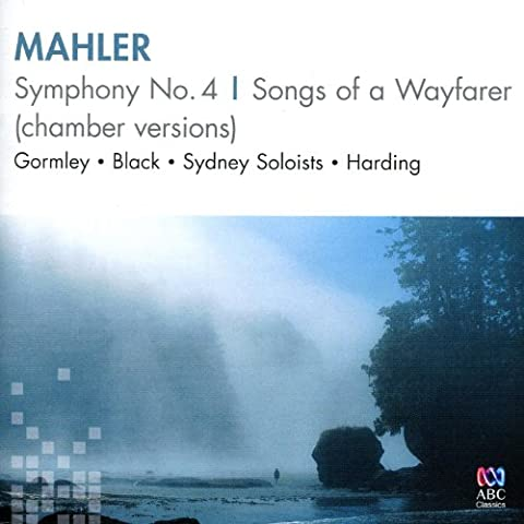 Mahler: Symphony No. 4, Songs of a Wayfarer (Black Symphony No 4)