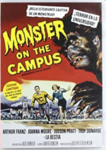 Monster On The Campus (Monstruo En La Noche) [DVD]