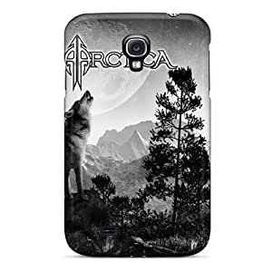 ConnieJCole Slim Fit Tpu Protector SzvlPLG2393pogkQ Shock Absorbent Bumper Case For Galaxy S4