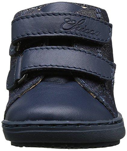 Chicco 01056522000000, Botas con Velcro Bebés Azul (800)