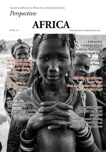 Book cover from Perspective: Africa (March 2016) Black/white editionby Leigh Barrett