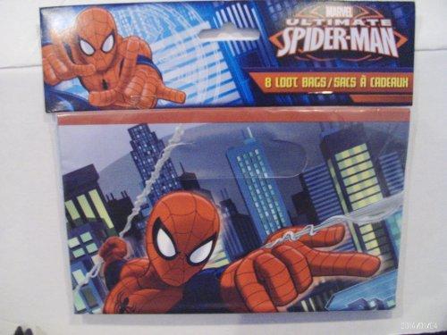 Marvel Ultimate Spider-Man Loot Bags ()