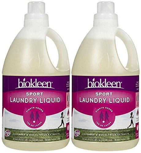 Biokleen Sport Laundry Liquid - 64 oz - 2 pk