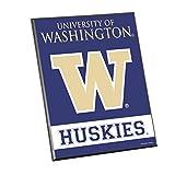 NCAA-Washington-Huskies-Easel-Sign-8-x-10-Inch-Multi