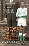 Front cover for the book Bageye at the Wheel: A 1970s Childhood in Suburbia by Colin Grant