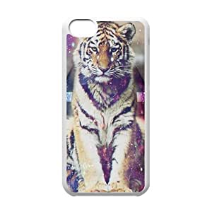 Tiger Original New Print DIY Phone Case for Iphone 5C,personalized case cover ygtg539262 by supermalls