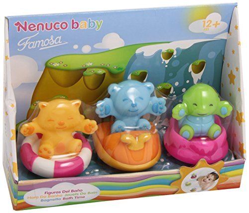 Nenuco Bath Time Toys 8018556