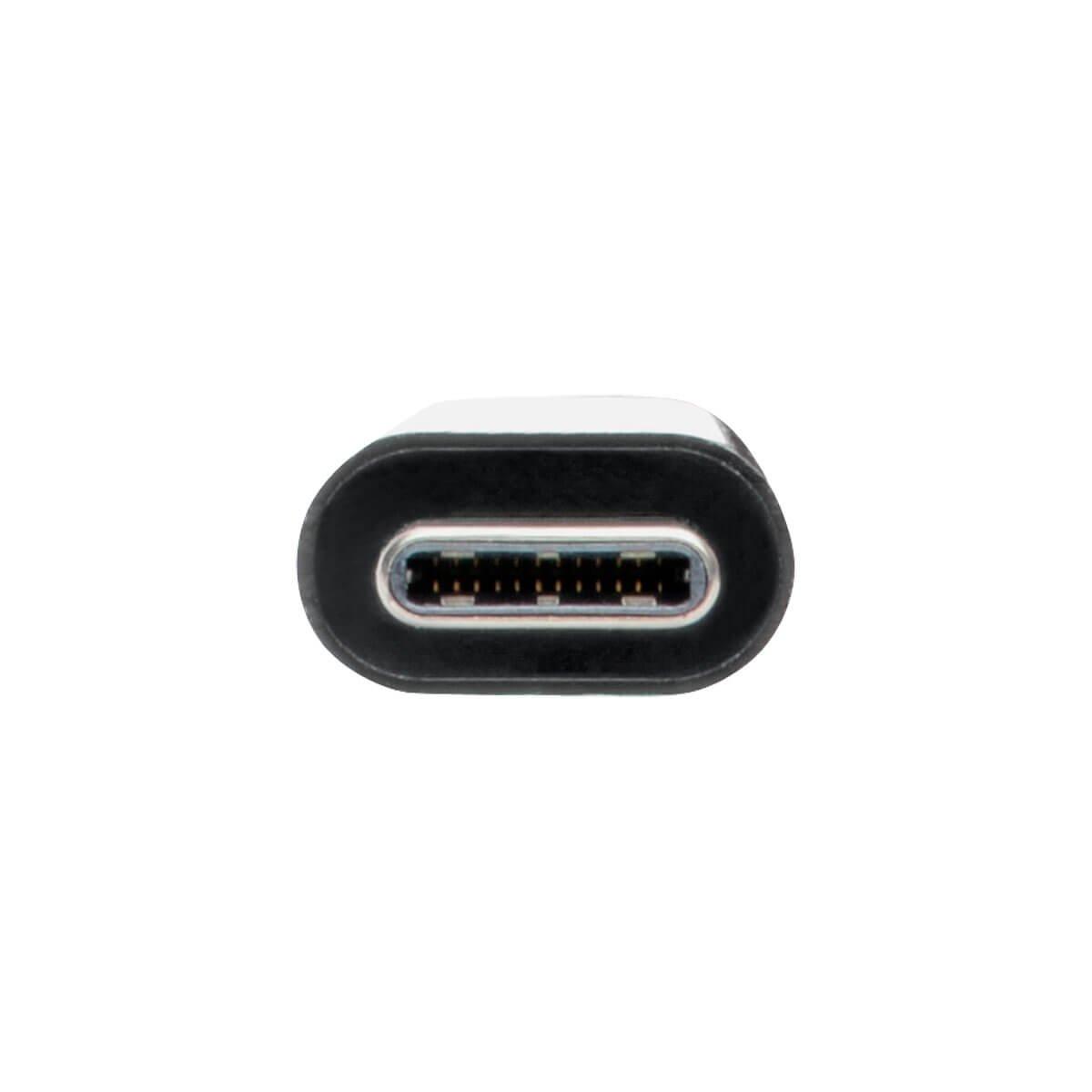 Tripp Lite USB C to DVI Adapter Converter w/ PD Charging