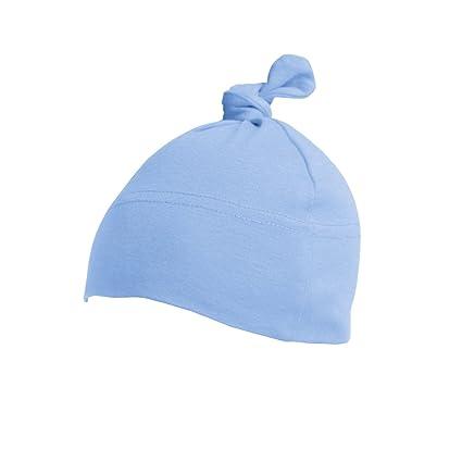 Babybugz - Berrettino Per Neonato (Taglia unica) (Azzurro)  Amazon ... 777e40cb48c6