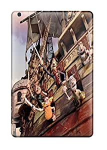 Durable The Pirates! Band Of Misfits Pirate Back Case/cover For Ipad Mini/mini 2