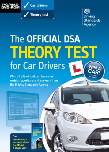The Official DSA Theory Test for Car Drivers 2013