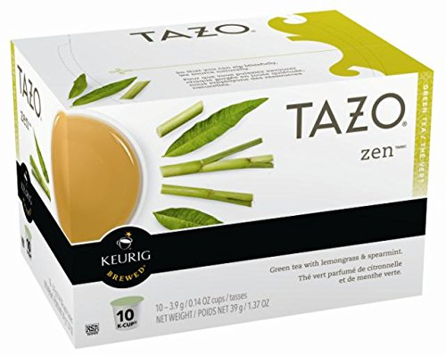 Tazo Zen Green Tea K-Cup, 10 ct (Pack of 6) by TAZO (Image #5)