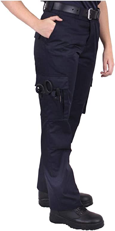 Rothco Womens EMT Cargo Pants Tactical Pants Midnight Navy Blue