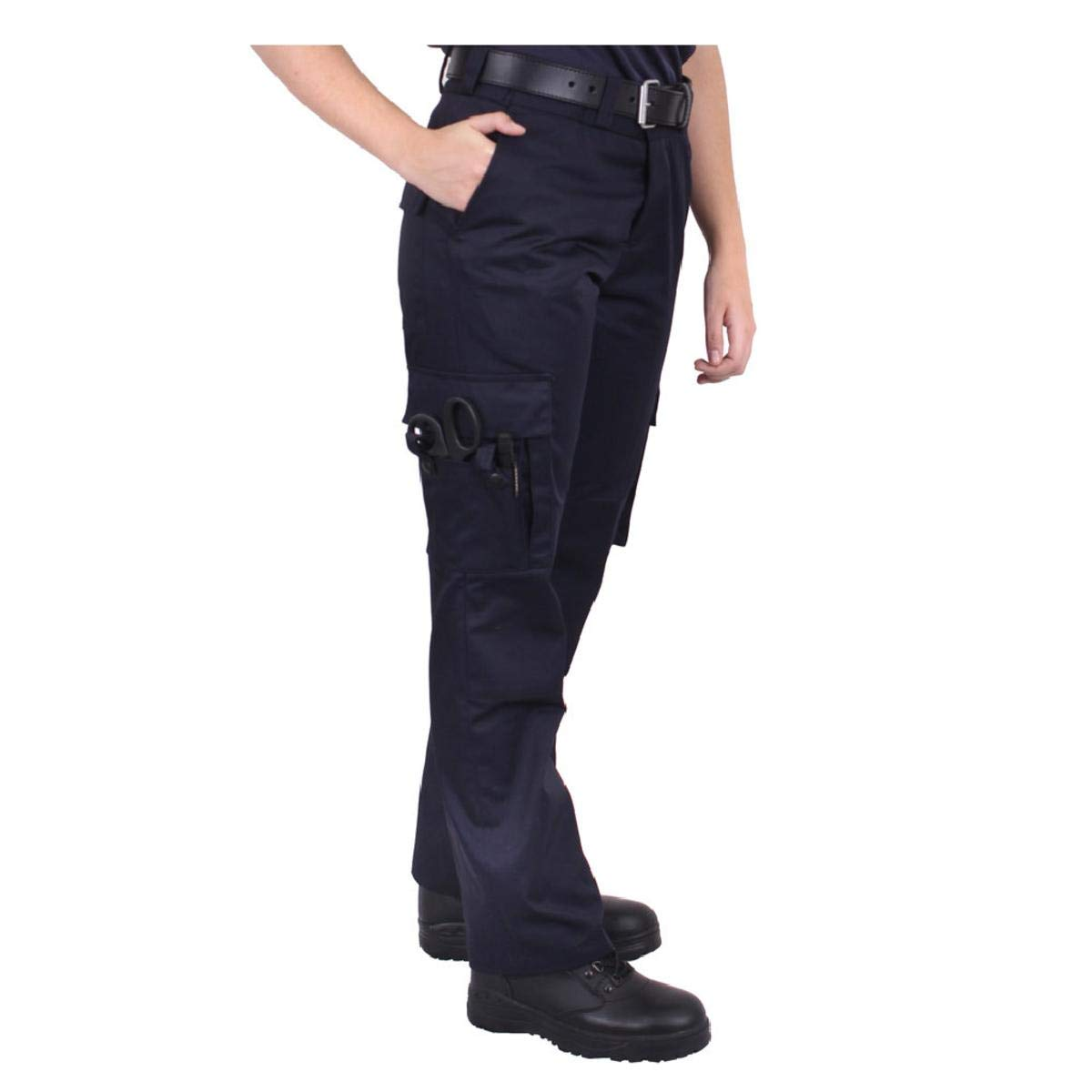 Rothco Women's EMT Cargo Pants, Tactical Pants, Midnight Navy Blue, 10