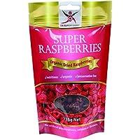 Dr Superfoods Organic Dried Super Raspberries, 125 g