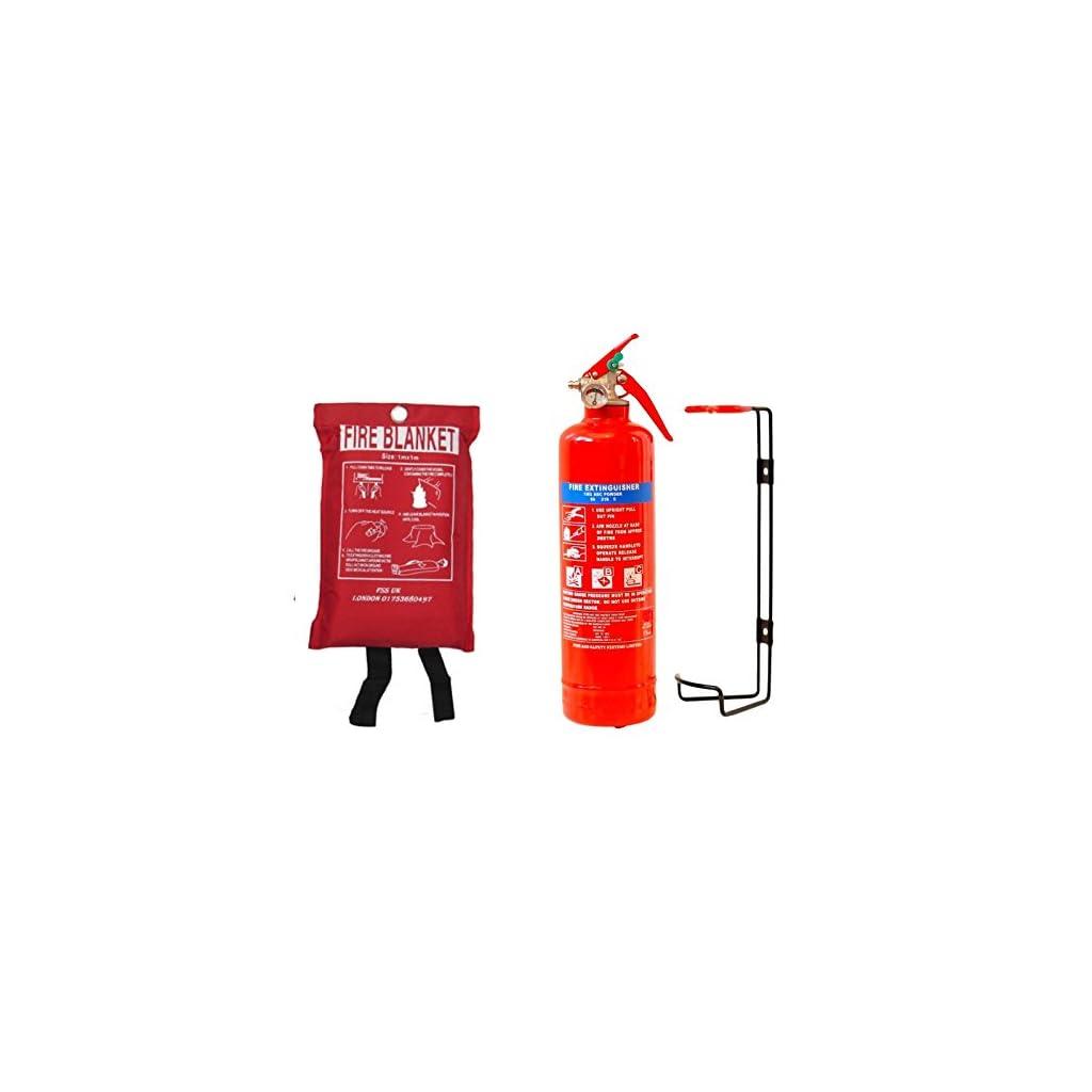 POWDER ABC FIRE EXTINGUISHER