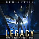 Legacy Audiobook by Ken Lozito Narrated by Scott Aiello