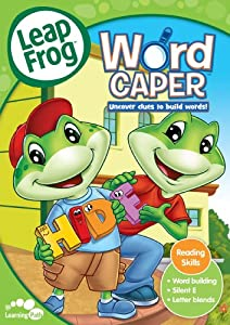 LeapFrog: Word Caper movie