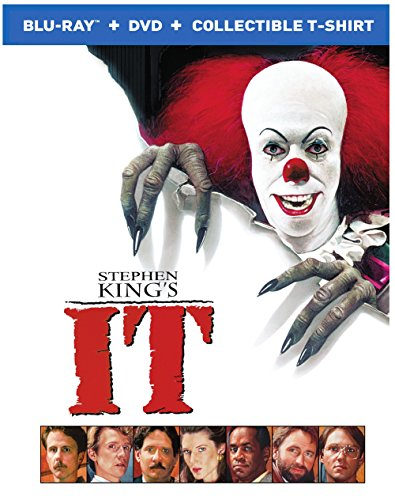 Stephen King's It (BD) [Blu-ray] by WarnerBrothers