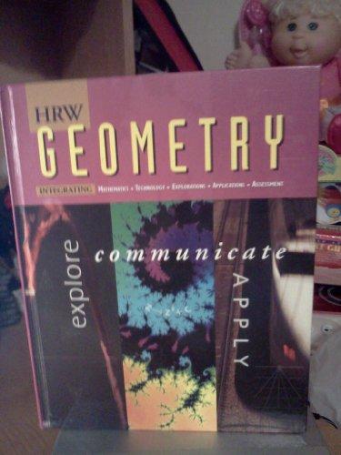Geometry: P/E HRW GEOMETRY:EXPL/COMM/APPLY 97 1997