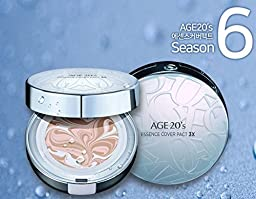 [AGE 20\'s] Essence Cover Pact 12.5g #21 (include 1 Refill) Season6 by Age 20\'s