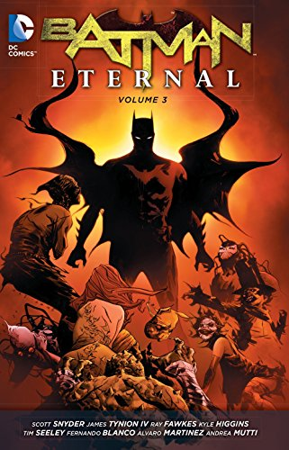 Batman Eternal Vol. 3 (The New 52) (Batman Eternal 1)