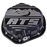 ats transmission pan - ATS Diesel 68RFE Aluminum +5 Qt Transmission Pan (3019002326)