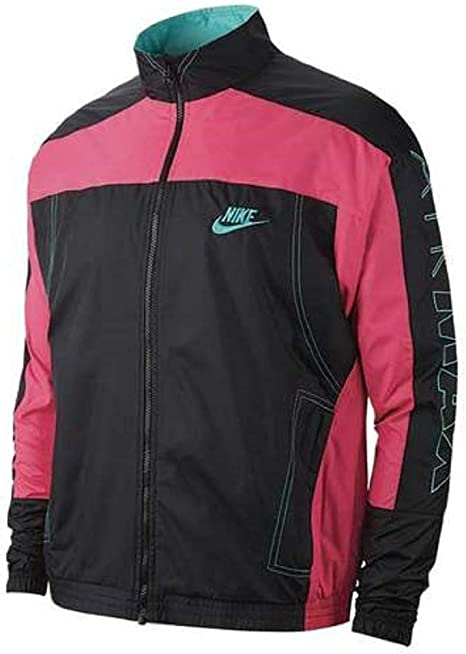 Línea del sitio Plano Turista  Amazon.com: Nike x atmos - Chaqueta de chándal: Clothing