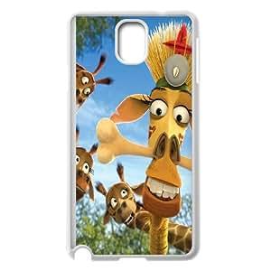 Custom Case Madagascar for Samsung Galaxy Note 3 N7200 M2C4237956