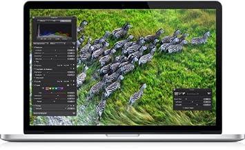 "Apple MacBook Pro 15"" Retina 2.7GHz i7-3820QM 15.4"" 2880 x 1800Pixeles"