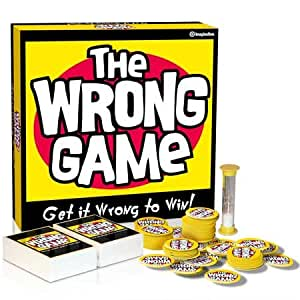 Wrong Game Board Game