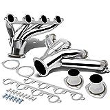 For Ford Big Block Hugger BBC V8 Engine 4-1 Stainless Steel Shorty Header Exhaust Manifold - 429 460