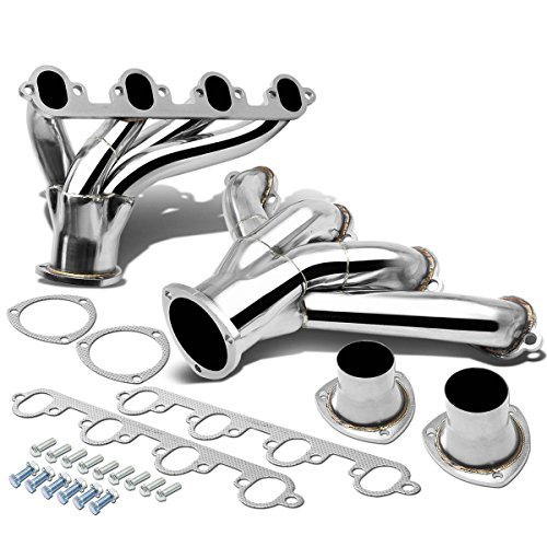 For Ford Big Block Hugger BBC V8 Engine 4-1 Stainless Steel Shorty Header Exhaust Manifold - 429 ()