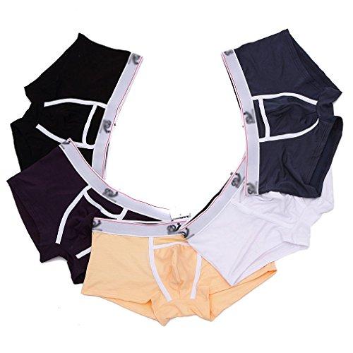 SilkWorld Modal Underwear Convex Pouch
