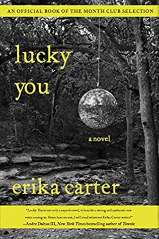 book cover of Lucky You
