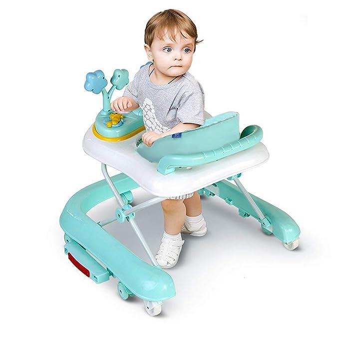 Amazon.com: Yyqtyec - Andador para bebé multifunción con ...