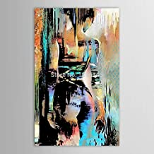 Hand painted Canvas Modernism Abstract Nude Girls Back Art Painting for Living Room Bedroom Decor Paintings For Living Room Wall