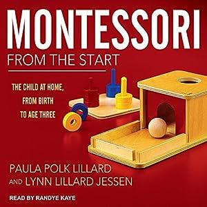 Montessori from the Start Audiobook