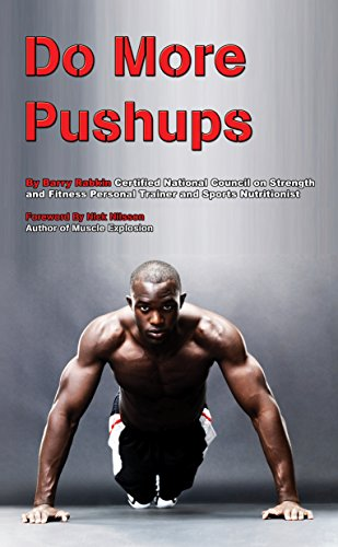 Do More Pushups: Maximum Pushup Workout Guide by [Rabkin, Barry]