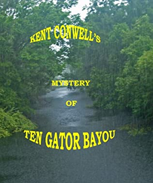 book cover of Mystery of Ten \'Gator Bayou