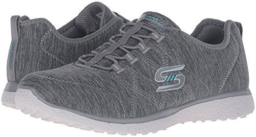 Gris Formadores On Mujeres The Microburst Skechers Edge wYq8Icx
