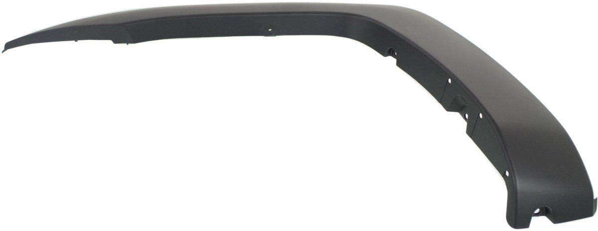 New Front Right Passenger Side Fender Flare For 2005-2015 Toyota Tacoma Larger Flare For Base And Pre-Runner Models TO1269106