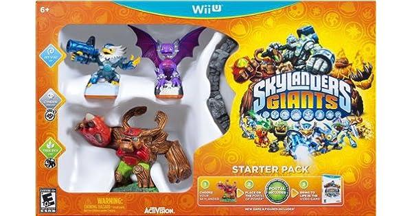 Skylanders 2012: Starter Pack: Amazon.es: Videojuegos