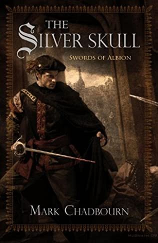 book cover of The Silver Skull