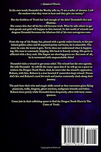 The Curse of Truth: John McEwan: 9780977610723: Amazon.com ...