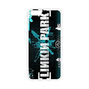 "Popular band linkin park logo poster Hard Plastic phone Case Cover For Apple Iphone 6,4.7"" screen Cases FAN214506"