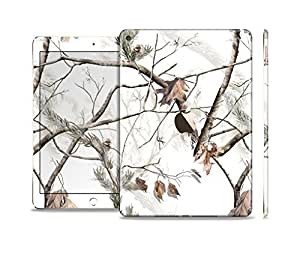 The Real Winter Camouflage Sectioned Skin Set for the Apple iPad Air 2