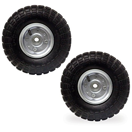 Buffalo Tools 10 in. Pneumatic Tire - 2 Piece (1964 Buffalo)